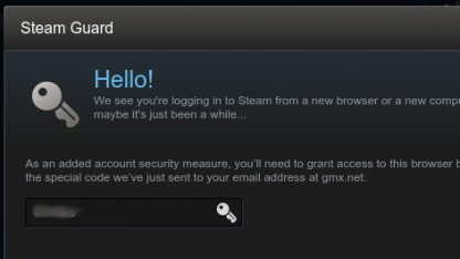 Über Steam wird Malware verteilt.