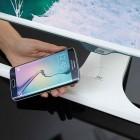 SE370: Samsungs neue Displays laden Smartphones drahtlos auf