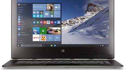 Windows 10 auf dem Lenovo Yoga 3 Pro