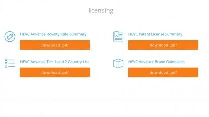 HEVC Advance will künftig Lizenzgebühren für die Verwendung des Codecs H.265 erheben.