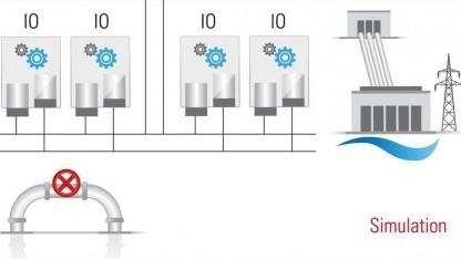 Honeynet Wasserwerkssimulation: Zugriffe über Standard- und Industrieprotokolle