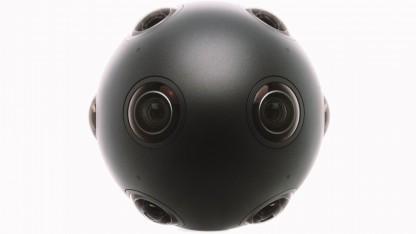 Panoramakamera Ozo: acht Kameras, acht Mikrofone