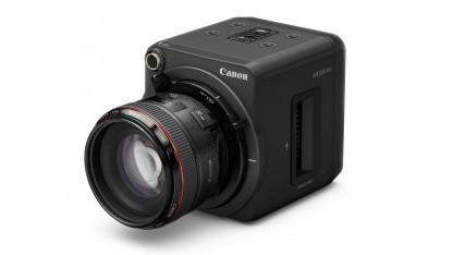 Canon ME20F-SH kommt auf eine Lichtempfindlichkeit von ISO 4 Millionen.