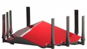 Moderne Heimrouter protzen mit zahlreichen Antennen, die in der Praxis noch nicht viel bringen.