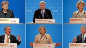 CDU-Führungsriege