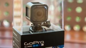 Nachwuchs bei Gopro: die Hero 4 Session
