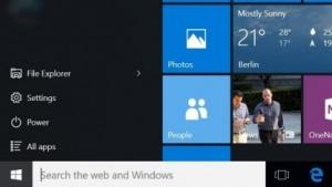 Die RTM-Version von Windows 10 wird für diese Woche erwartet.