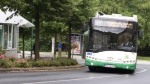 75 Jahre alt ist das Elektrobussystem in Eberswalde.