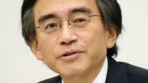 Satoru Iwata (Nintendo) im Mai 2015