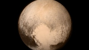 Zwergplanet Pluto (Foto: Nasa/APL/SwRI), Pluto