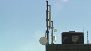 Telefónica-Antennen-Standort