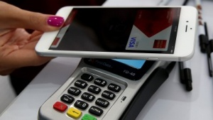 Apple Pay in Aktion