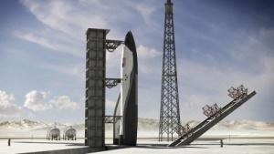 Raumgleiter von Escape Dynamics: startet wie eine Rakete, landet wie ein Flugzeug