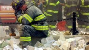 Feuerwehrleute sollen ihre angebliche Berufsunfähigkeit mit den Ereignissen vom 11. September 2001 begründet haben.
