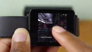 Half-Life auf einer LG G Watch