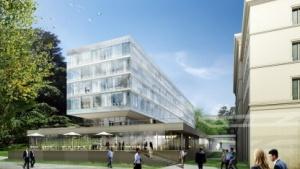 Gebäude der WTO