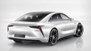 Youxia X ähnelt optisch dem Tesla S