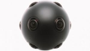 Panoramakamera Ozo: Aufzeichnung auf SSD