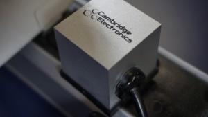 Notebook-Netzteil mit Leistungstransistoren aus Galliumnitrid