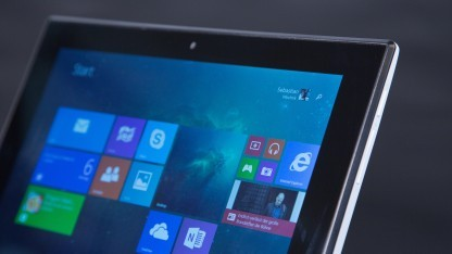 Das Toshiba Click Mini mit Windows 8.1