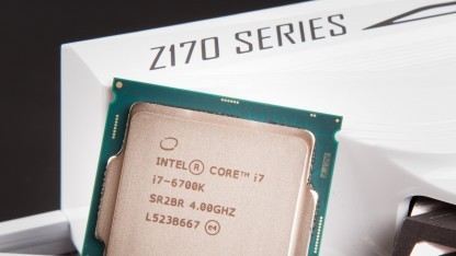 Core i7-6700K auf Asus' Z170-Deluxe
