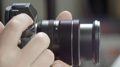 Fujifilm X-T1 IR soll optisch baugleich sein mit der X-T1