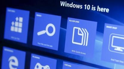 Opt-out statt Opt-in: Nutzer von Windows 10, die möglichst wenig Daten an Microsoft senden wollen, müssen sich durch viele Einstellungen arbeiten.