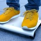 Walkcar: Segway in Miniaturversion passt in eine Tasche