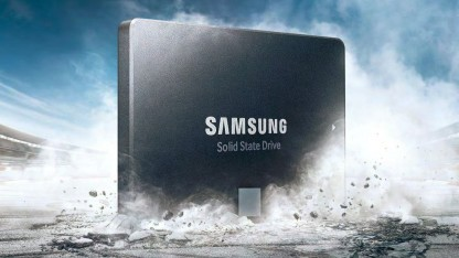 SSD vom Typ 850 Evo