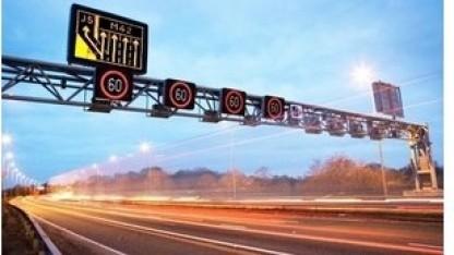 Britische Autobahn
