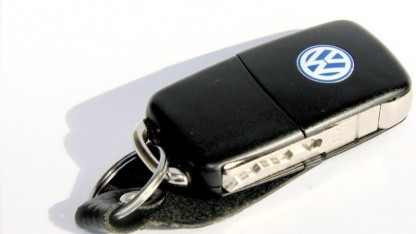 VW Autoschlüssel