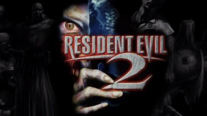 Logo von Resident Evil 2