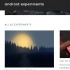 Android Experiments: Google startet Plattform für Entwickler-Experimente