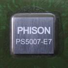 PS5007-E7: Phisons neuer NVMe-Controller ermöglicht 4-TByte-SSDs