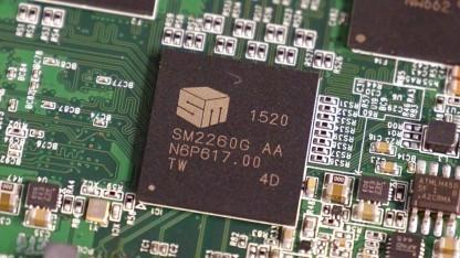 Silicon Motions neuer NVMe-Controller für SSDs