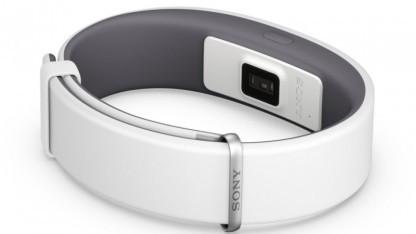 Sony Smartband 2 hat einen Herzfrequenzmesser.