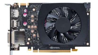 Geforce GTX 950 im Referenzdesign