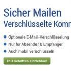 IT-Sicherheit: GMX und Web.de bieten PGP und führen DANE ein