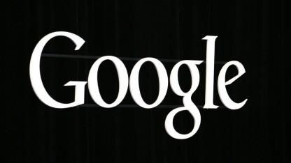 Der Google-Schriftzug am Hauptsitz in Mountain View