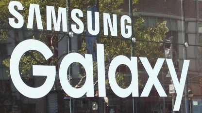 Samsung-Kunden erhalten Werbebotschaften im Benachrichtigungsbereich.