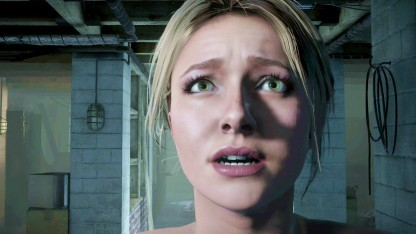 Screenshot aus Until Dawn