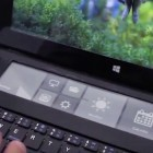 Displaycover: Microsoft zeigt Tastatur mit E-Ink-Touchscreen
