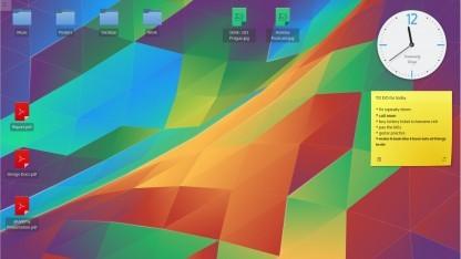 KDE Plasma 5.4 ist erschienen.