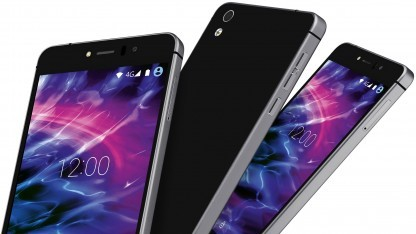 X5050 - Dual-SIM-Smartphone mit LTE und Android 5.0