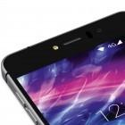 Medion: Lollipop-Smartphone mit Glasrückseite für 250 Euro