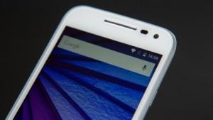 Das neue Moto G von Motorola