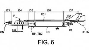 Hyperschallflugzeug von Airbus: Gotische Deltaflügel