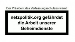Netzpolitik.org will weitere Dokumente leaken.