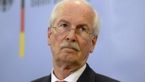 Generalbundesanwalt Harald Range wurde von Justizminister Maas in den Ruhestand versetzt.