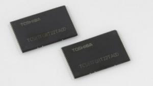 TLC-Flash-Dies mit 32 GByte